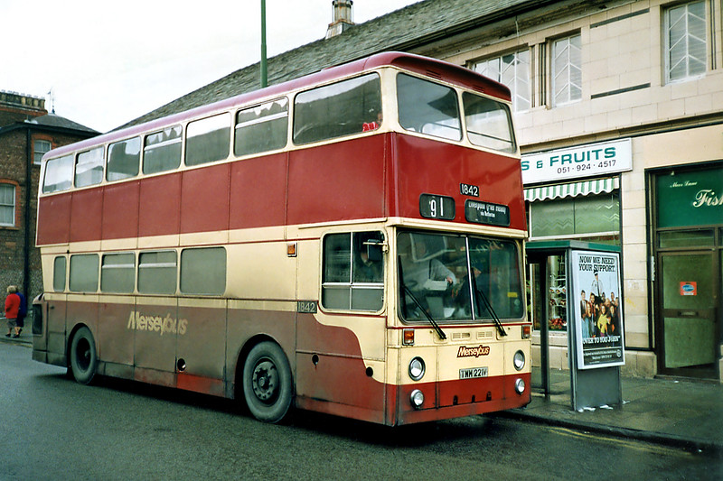 1842 TWM221V, Crosby 8/2/1991