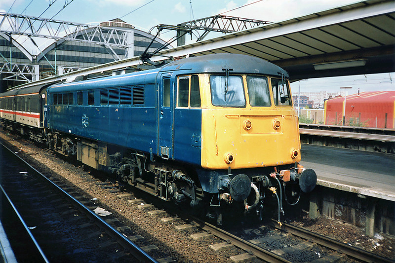 85018 Manchester Piccadilly 8/5/1991