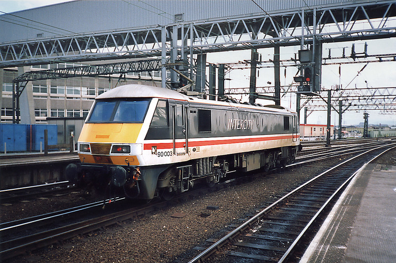 90003 Manchester Piccadilly 8/5/1991