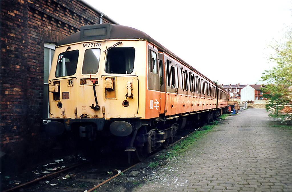 77176 and 65455, Bury 8/5/1991