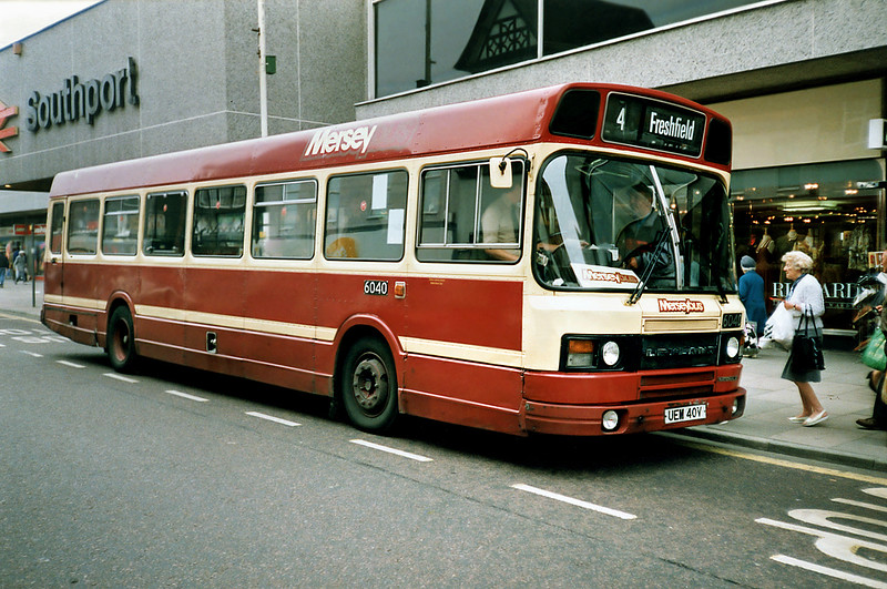 6040 UEM40V, Southport 8/6/1991