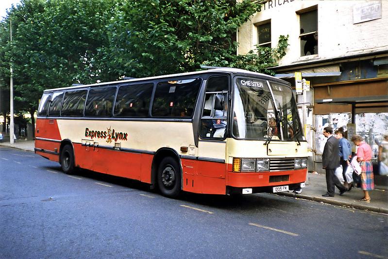 823 1205FM, Liverpool 9/9/1991