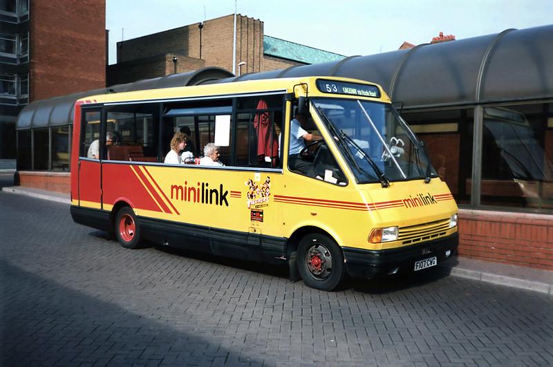 MMC107 F107CWG, Chester 9/9/1991