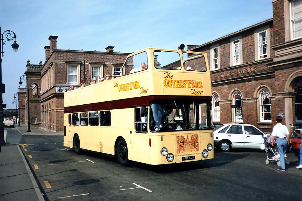 62 RFM62M, Chester 9/9/1991