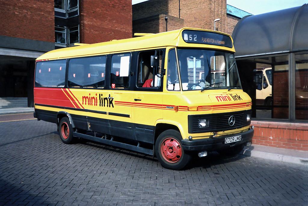 MMM709 C709JMB, Chester 9/9/1991