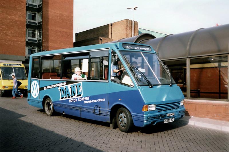MMC110 F110CWG, Chester 9/9/1991