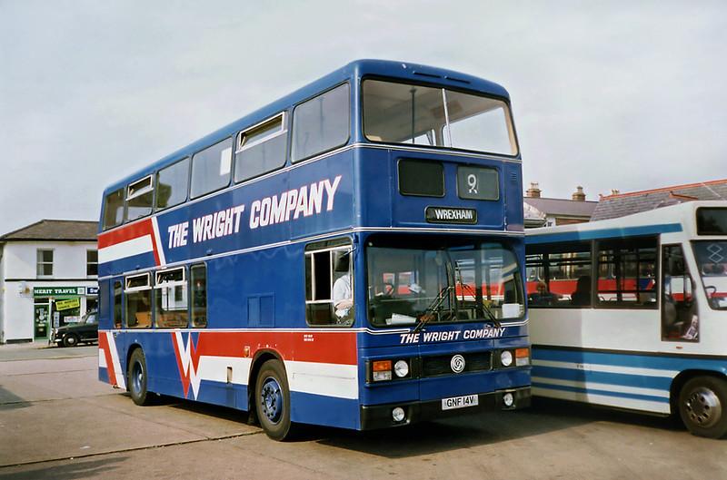 GNF14V, Wrexham 9/9/1991