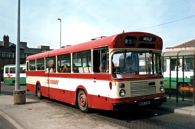 MCK213P, Chester 9/9/1991