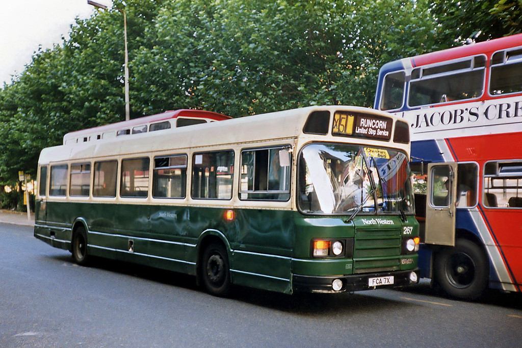 267 FCA7X, Liverpool 9/9/1991