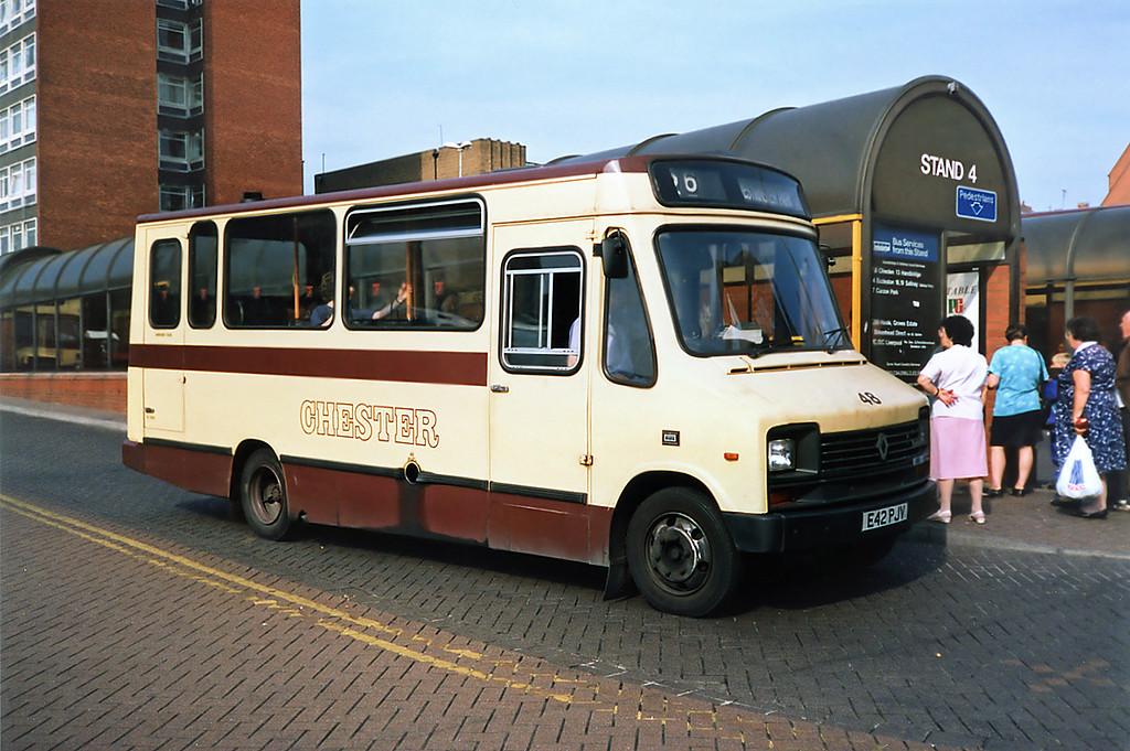 48 E42PJV, Chester 9/9/1991