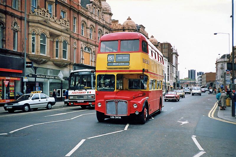 LDS341A, Leeds 10/5/1991