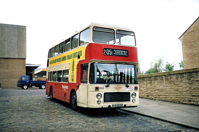903 RUA453W, Morley 10/5/1991