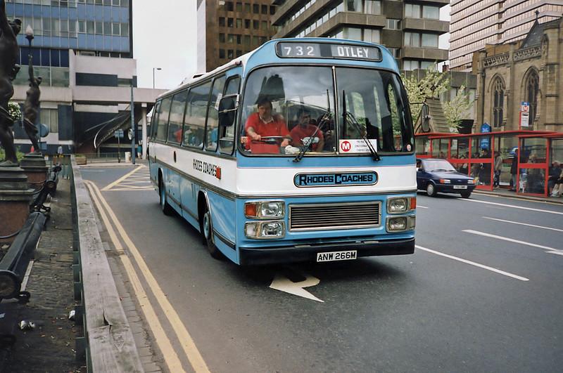 ANW266M, Leeds 10/5/1991