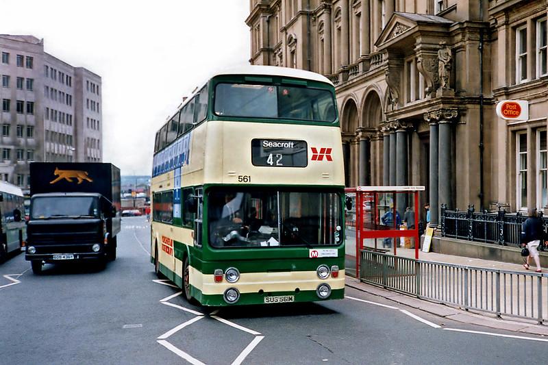 561 SUG561M, Leeds 10/5/1991