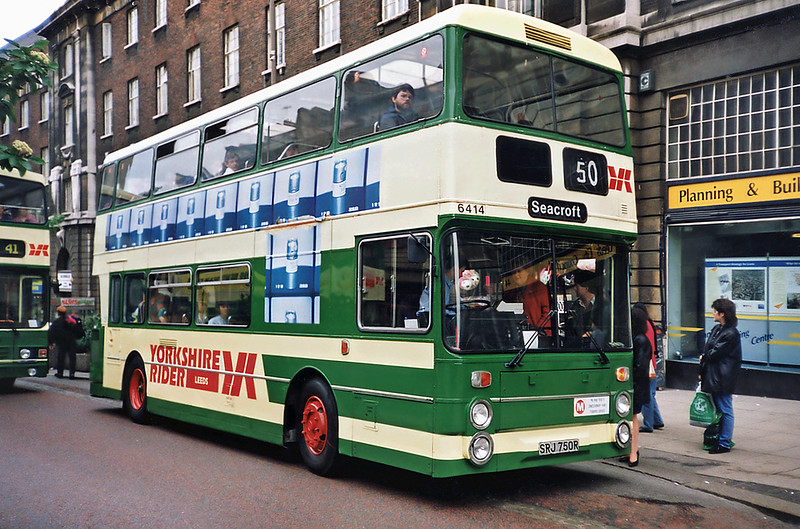 6414 SRJ750R, Leeds 10/5/1991