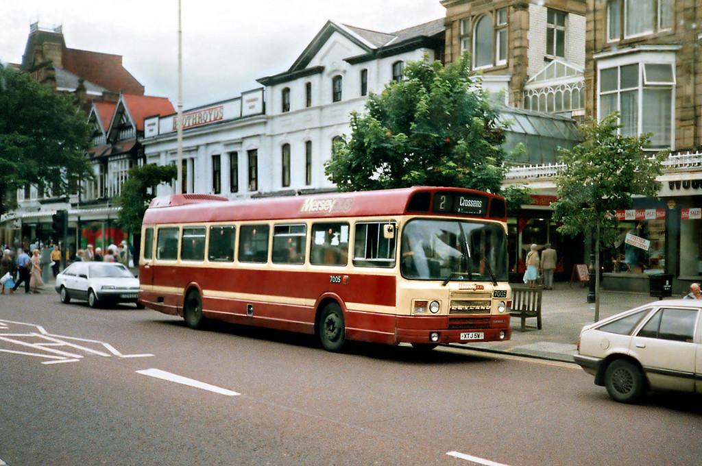 7005 XTJ5W, Southport 11/7/1991