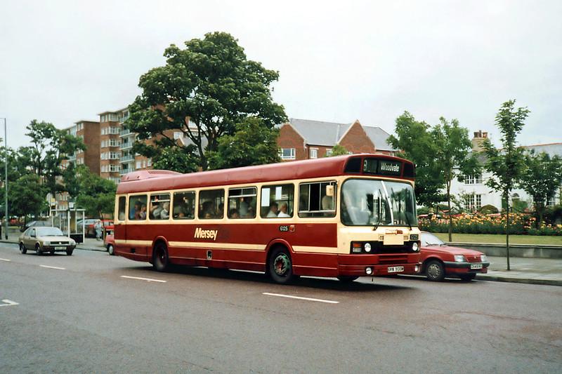 6125 WWM908W, Southport 11/7/1991