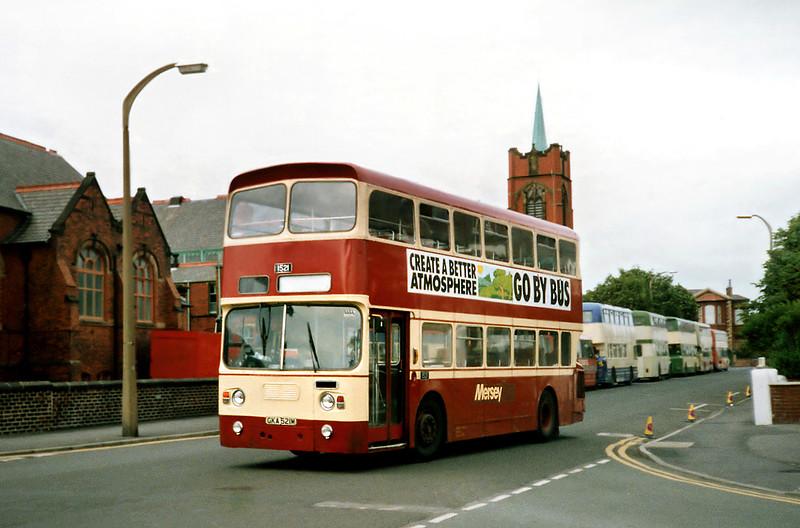 1521 GKA521M, Southport 12/7/1991