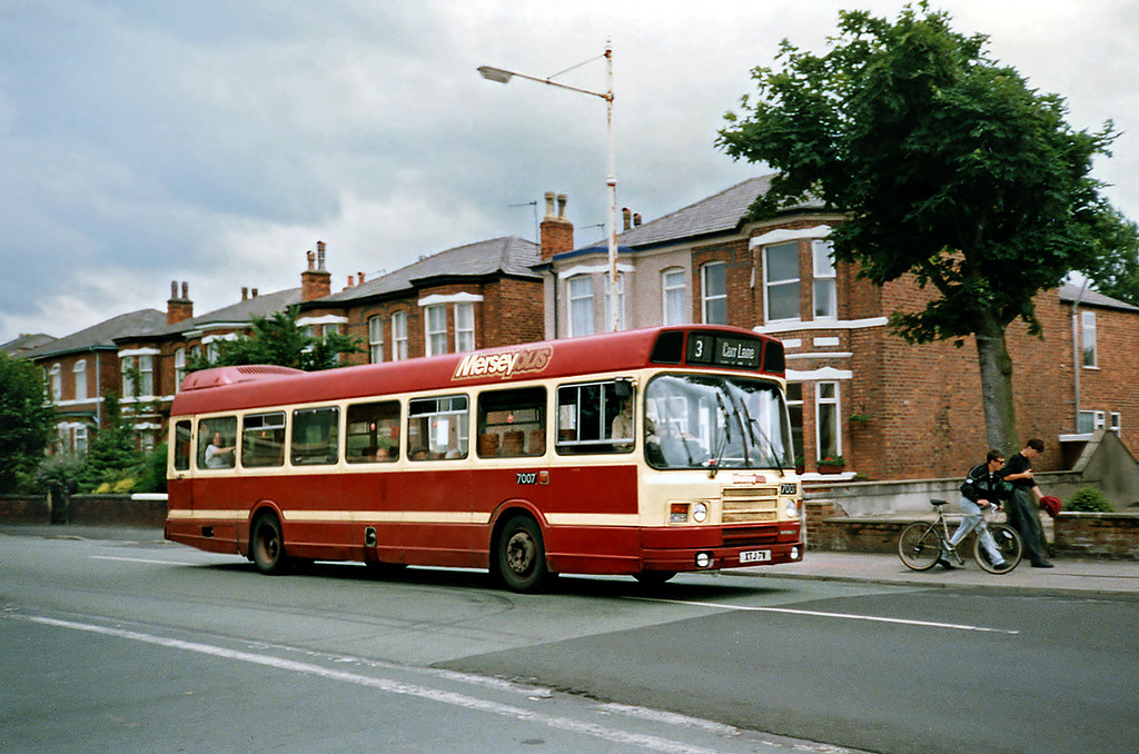 7007 XTJ7W, Southport 11/7/1991