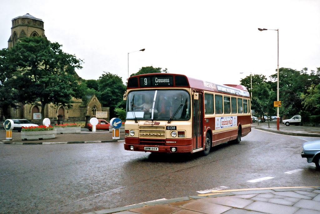6138 WWM916W, Southport 11/7/1991