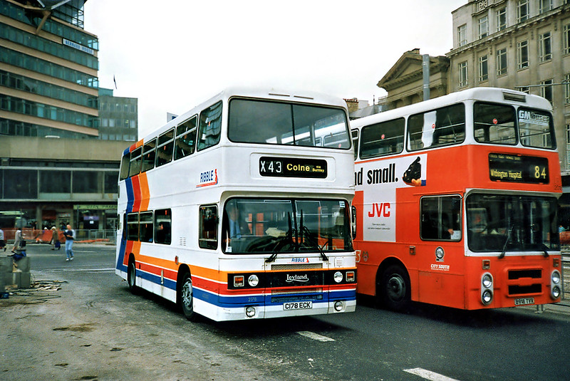 2178 C178ECK, Manchester 12/9/1991