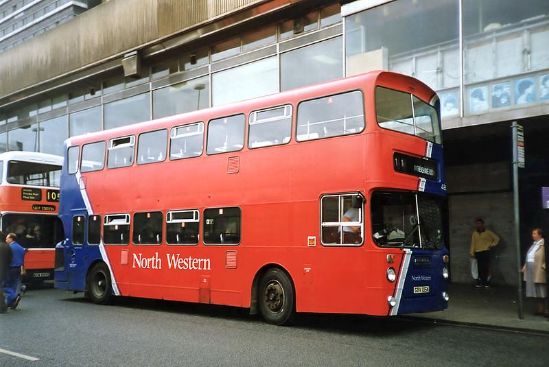 495 GBV105N, Manchester 12/9/1991