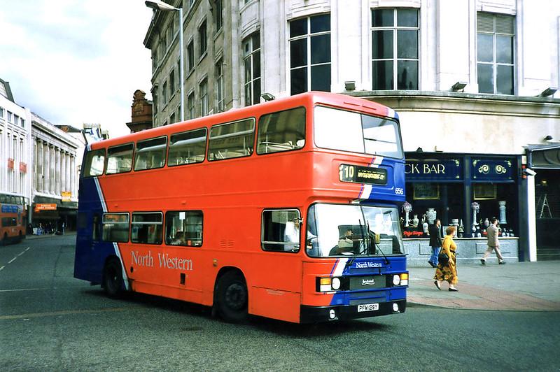 656 PFM129Y, Manchester 12/9/1991