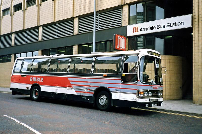 1150 A150LFR, Manchester 12/9/1991