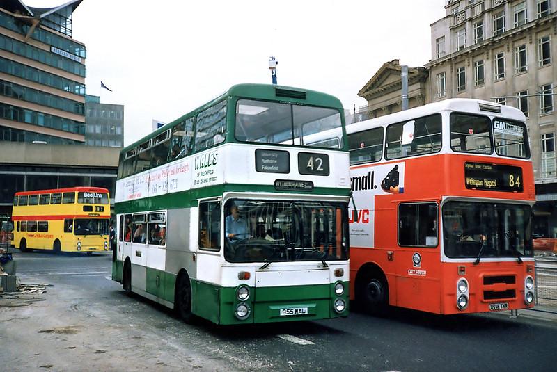 955WAL, Manchester 12/9/1991