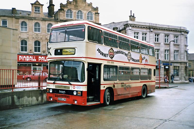 976 B265LPH, Keighley 15/2/1991