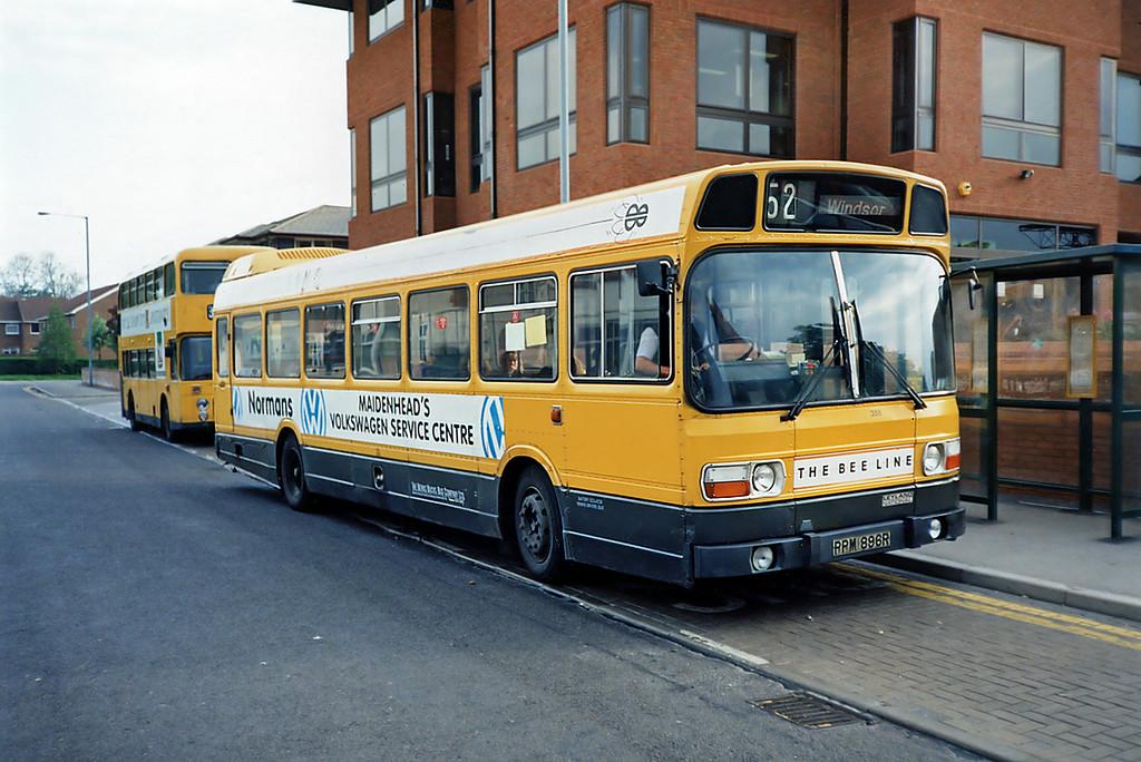 358 PPM896R, Maidenhead 15/5/1991