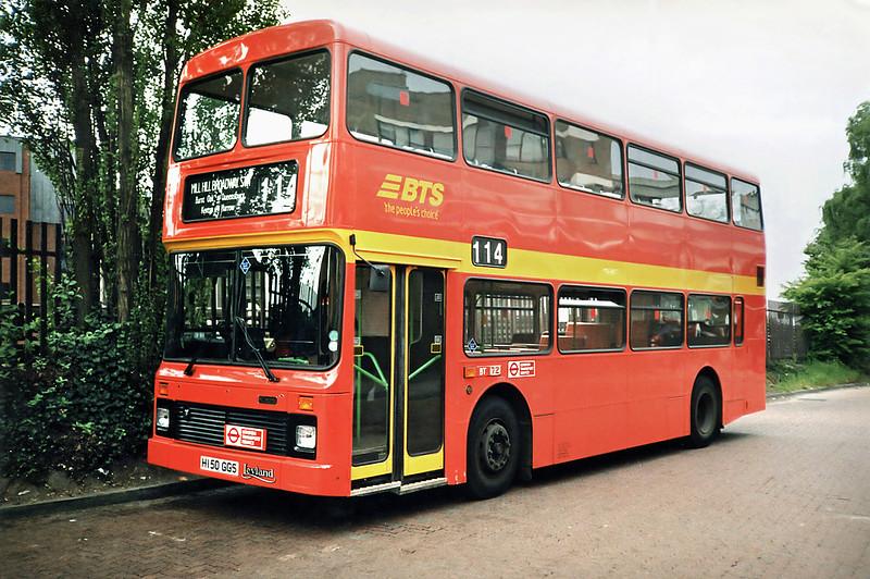L150 H150GGS, Harrow 15/5/1991