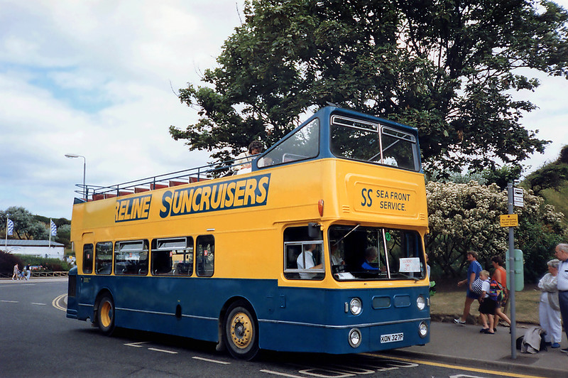 KON327P, Scarborough 16/8/1991