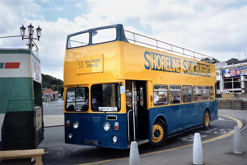 WJY758, Scarborough 16/8/1991