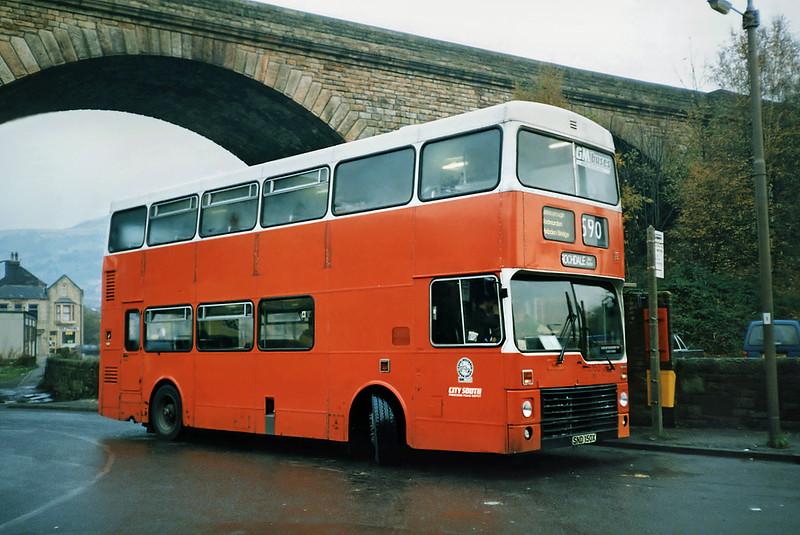 5150 SND150X, Todmorden 16/11/1991