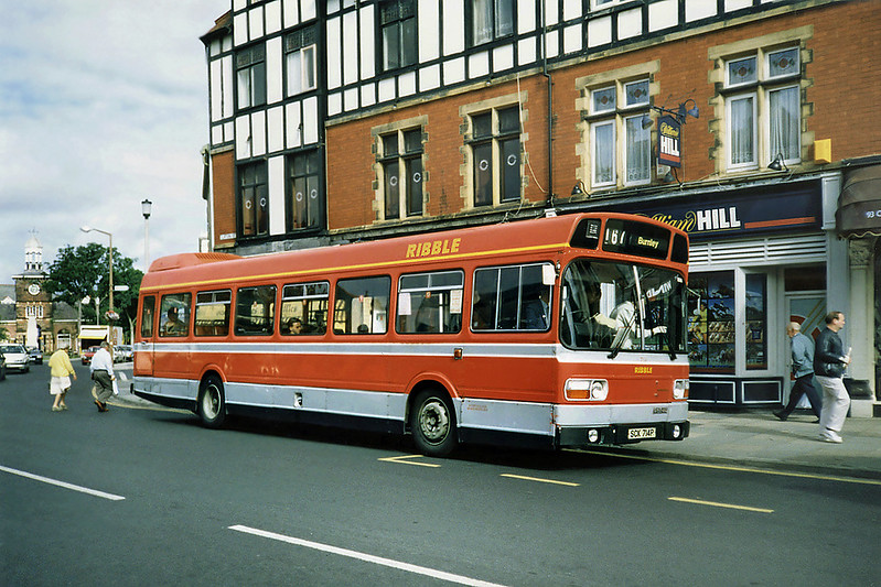 714 SCK714P, Lytham 17/7/1991