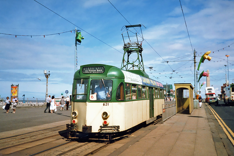 621 North Pier 17/7/1991