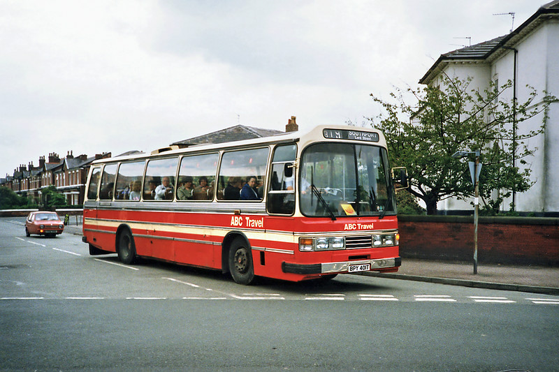 BPY401T, Southport 20/6/1991
