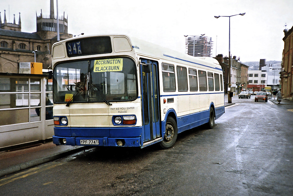 YPF774T, Blackburn 20/3/1991