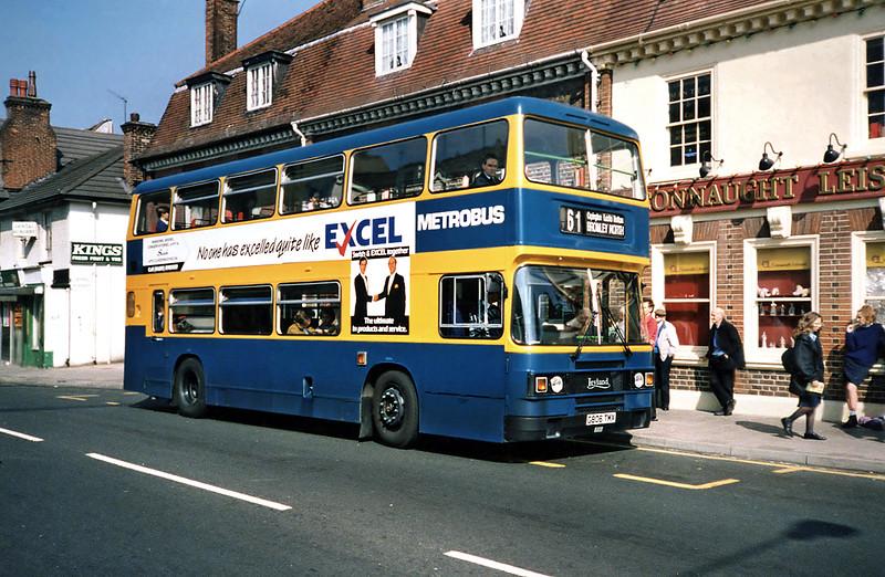 G806TMX, Orpington 20/5/1991