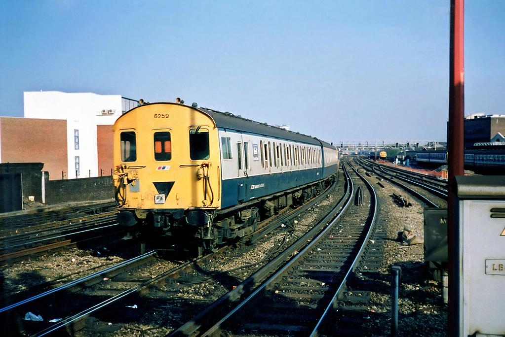 6259 London Bridge 20/5/1991