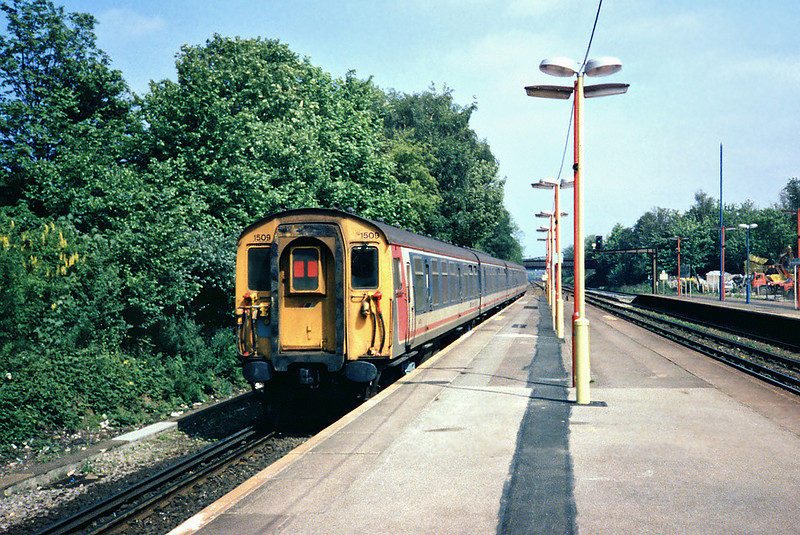 1509 Bromley South 20/5/1991