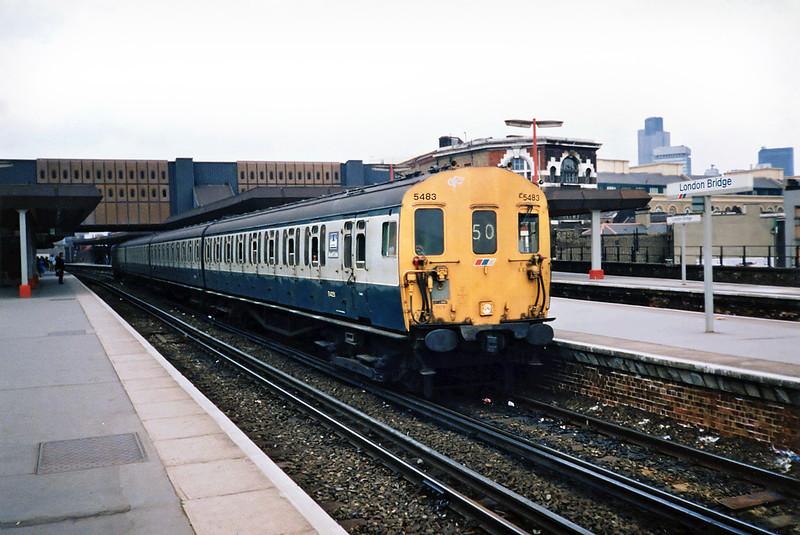 5483 London Bridge 21/5/1991