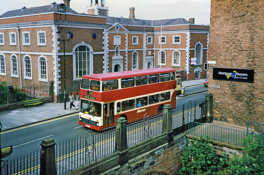 267 F267YTJ, Chester 21/9/1991