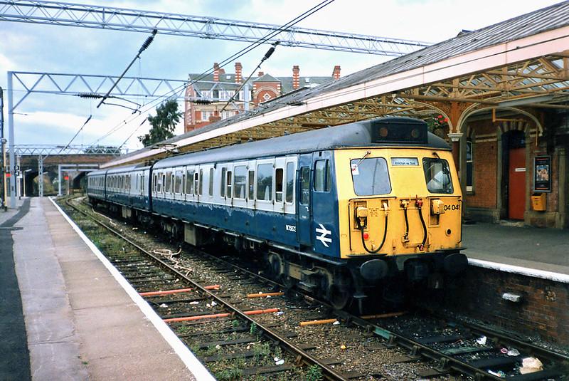 304041 Altrincham 21/9/1991