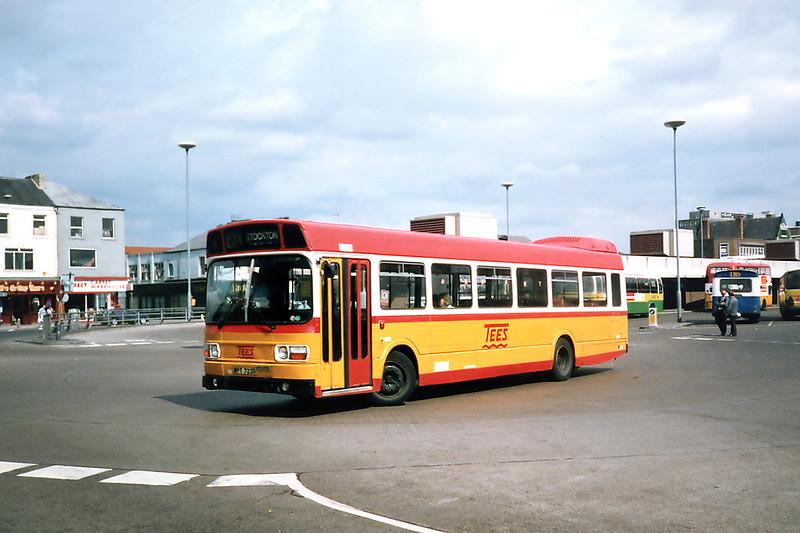 3723 XPT723R, Middlesborough 23/8/1991