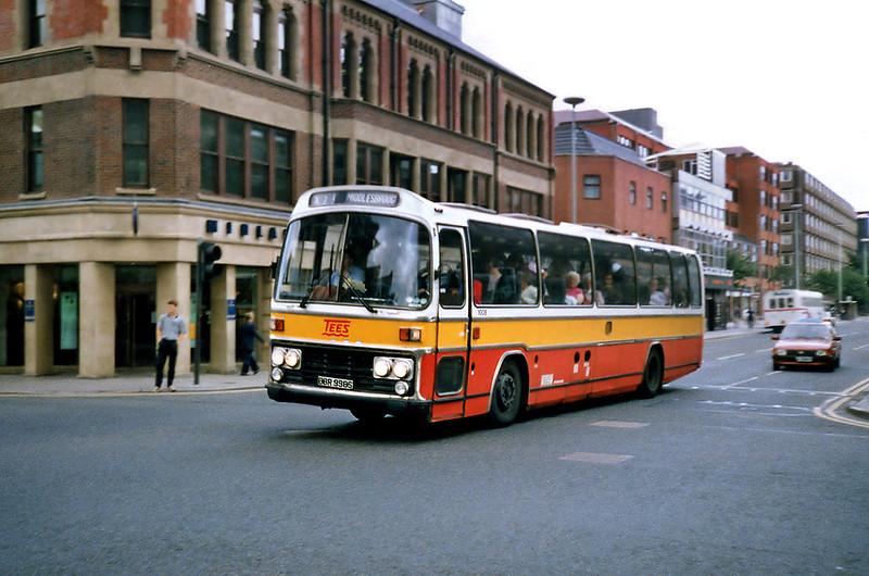 1008 BBR998S, Middlesborough 23/8/1991