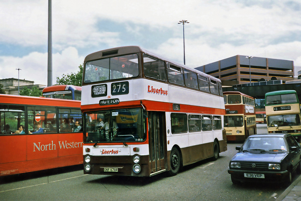 26 ONF678R, Liverpool 24/7/1991