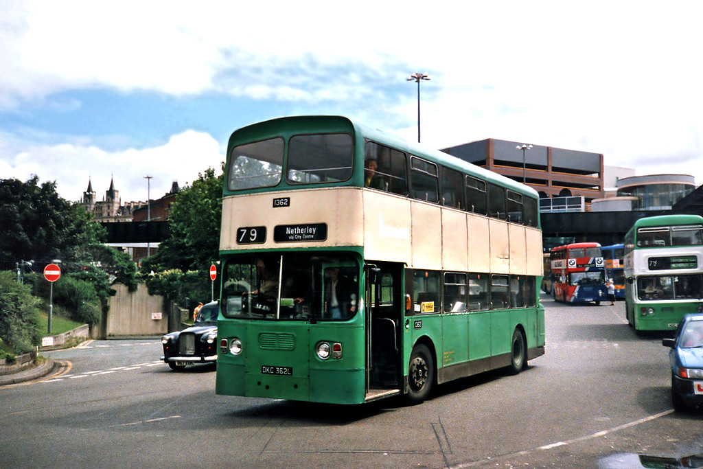 1362 DKC362L, Liverpool 24/7/1991