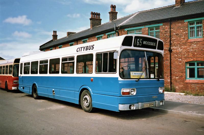 GVV888N, Birkenhead 24/7/1991